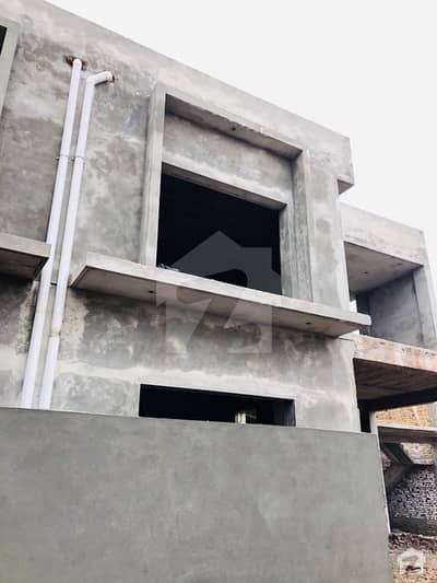 7 Marla Corner Structure House For Sale In Bani Gala