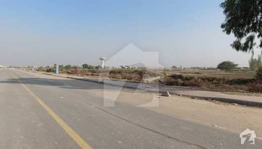 5 Marla Commercial Possession Plot For Sale In Tauheed Block Bahria Town