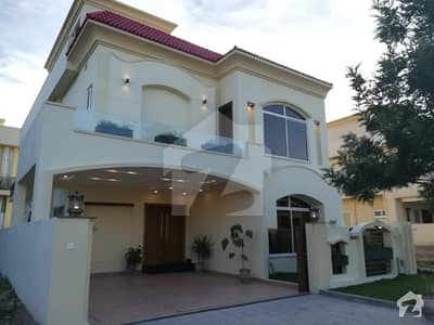 7 Marla Brand New House For Sale Is Available Bahria Town Phase 8 Rawalpindi