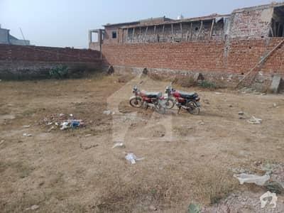 ایلیٹ ٹاؤن ۔ بلاک ڈی ایلیٹ ٹاؤن لاہور میں 10 مرلہ رہائشی پلاٹ 24 لاکھ میں برائے فروخت۔