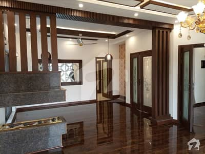 Dha Phase 6 - 1 Kanal Brand New Luxury House Back To Golf Course