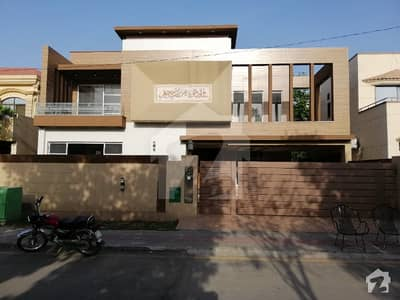 1 Kanal Stylish Brand New First Entry Luxury House For Rent In Bahria Town Gulbahar Block