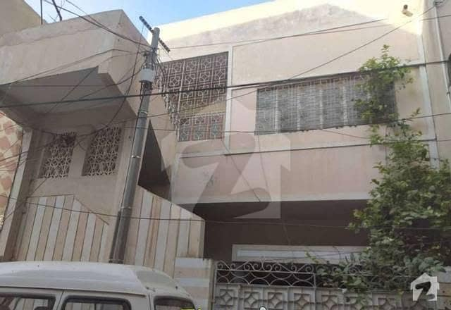 Double Storey Old House Demolish For Sale In Block 2 Saadi Town Good Ideal Location