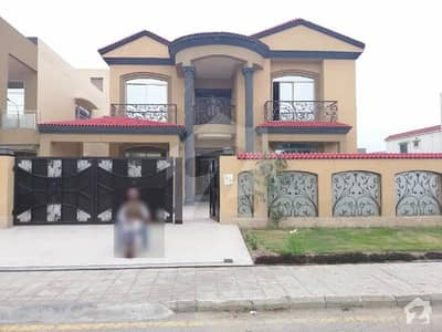 1 Kanal Mind Blowing Stylish Brand New House For Rent In Bahria Town Gulmohar Block