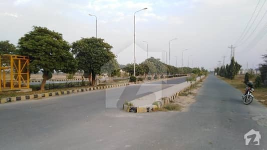 100Ft Road Plot For Sale Near Bahria Town