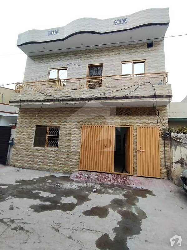 Perfect 900  Square Feet House In Nishtar Colony For Rent