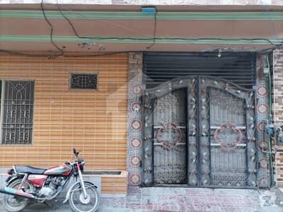 4.5 Marla Double Story House For Sale At Jinnah Road Near Dastgir School