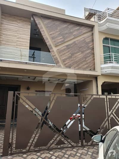 10 Marla Brand New House For Sale Is Available At Wapda Town Lahore