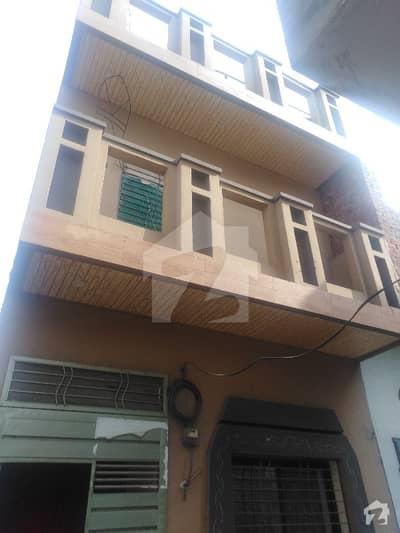 امامیہ کالونی جی ٹی روڈ لاہور میں 3 کمروں کا 3 مرلہ مکان 40 لاکھ میں برائے فروخت۔
