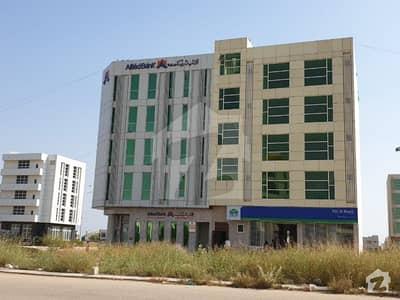 المرتضی کمرشل ایریا ڈی ایچ اے فیز 8 ڈی ایچ اے کراچی میں 3 مرلہ دفتر 1.43 کروڑ میں برائے فروخت۔