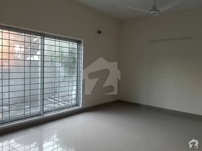 1 Kanal Lower Portion In Stunning EME Society Is Available For Rent