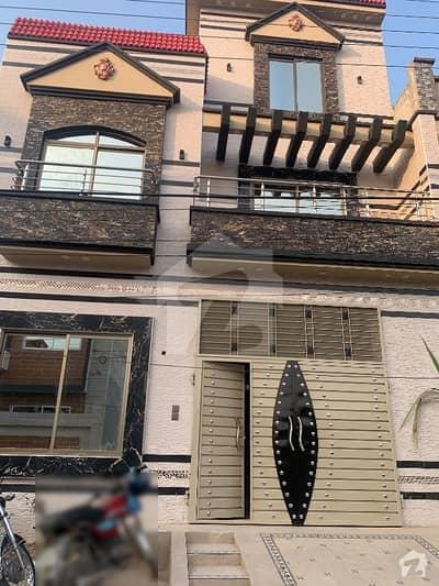 الرحمان گارڈن فیز 4 الرحمان گارڈن لاہور میں 4 کمروں کا 5 مرلہ مکان 1.2 کروڑ میں برائے فروخت۔