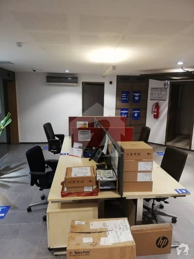 5600 Sqft Fully Furnished Available For Rent In The Forum