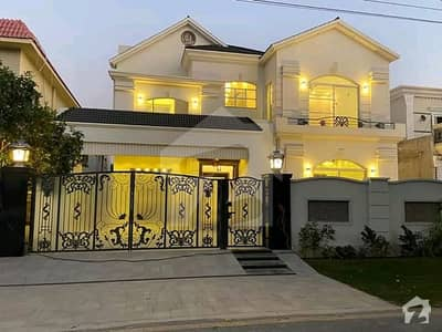 Brand New 1 Kanal Spanish Design Owner Build Bungalow For Sale