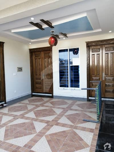 8 Marla Brand New House For Sale | Corner House Main Double Road