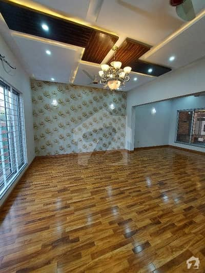 1 Kanal Brand New House For Sale In Canal Garden Block H