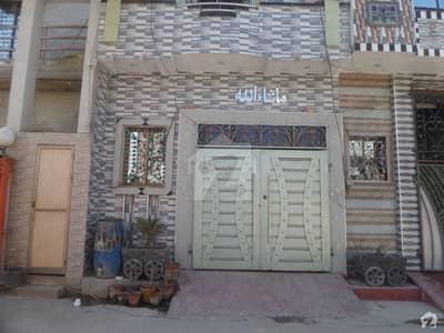 کرن ویلی فیصل آباد میں 2 مرلہ مکان 33 لاکھ میں برائے فروخت۔