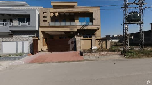 10 Marla Brand New Double Storey House For Sale In National Police Foundation O-9 Block C Islamabad
