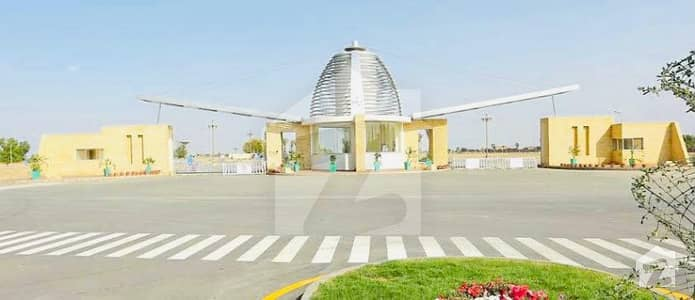 5 MARLA LOW COST RESIDENTIAL POSSESSION PLOT FOR SALE IN BAHRIA ORCHARD