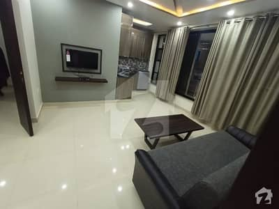Two Bed Room Brand New Fully Furnished Flat Available For Rent