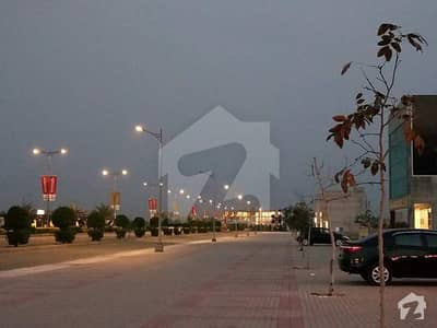 5 Marla Main Boulevard Commercial Plot For Sale In New Lahore City