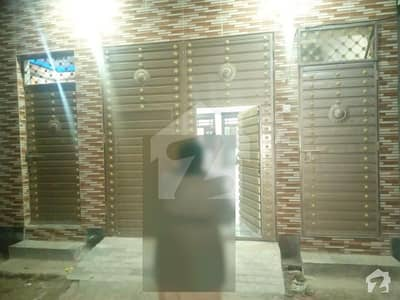 5 Marla New Fresh Home In Shahnawaz Town Qazi Kaly