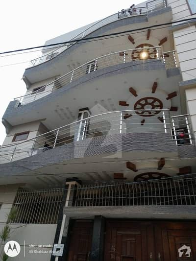 1980  Square Feet Upper Portion In Stunning North Karachi Is Available For Sale