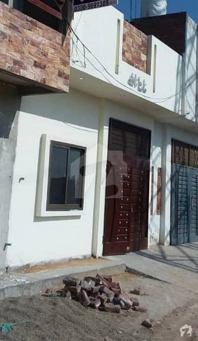 675  Square Feet House In Tariq Bin Ziad Colony For Rent