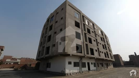 4.76 Marla Flat Is Available For Sale In Ferozepur Road