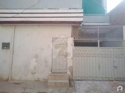 5 Marla House For Sale In Beautiful Hayatabad