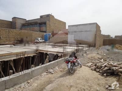 Under Construction Flat For Sale On Installment At Samungli Road Near Jinnah Town