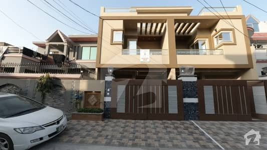 A Good Option For Sale Is The House Available In Military Accounts Housing Society In Military Accounts Society - Block A