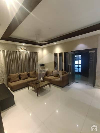 12 Marla Furnished House For Rent In Safari Block, Bahria Town Lahore
