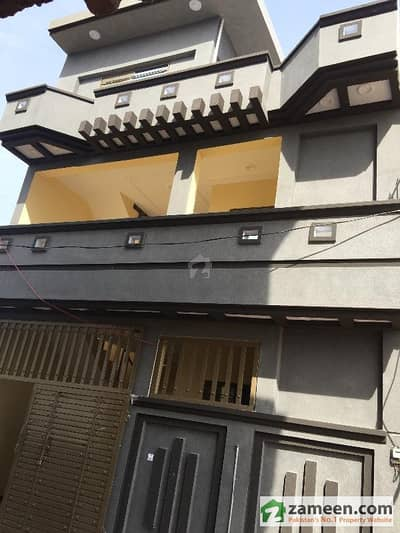 Brand New House For Sale Double Storey In Chattah Bakhtawar 5 Marla