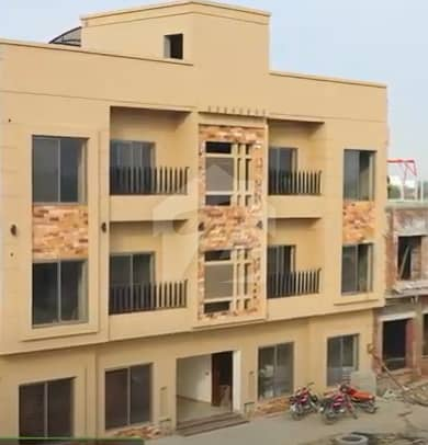 5 Marla Apartment On Easy Installments Booking With 20 Percent