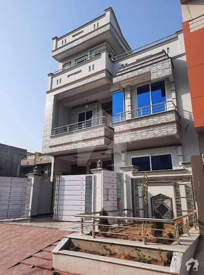 Beautifully Constructed 25x40 House For Sale in CDA Sector G131