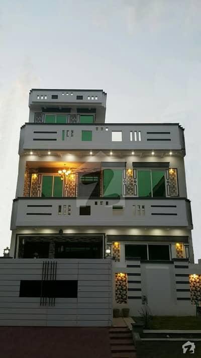 جی ۔ 13 مرکز جی ۔ 13 اسلام آباد میں 4 کمروں کا 4 مرلہ مکان 2 کروڑ میں برائے فروخت۔