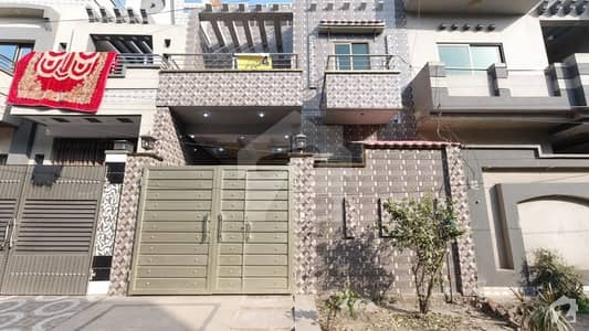 4 Marla Double Storey House Is Available For Sale In Al Rehman Garden Phase 2 Lahore