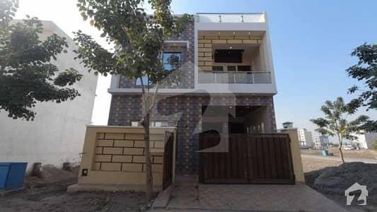 پارک ویو ولاز - ٹیولپ بلاک پارک ویو ولاز لاہور میں 4 کمروں کا 5 مرلہ مکان 1.05 کروڑ میں برائے فروخت۔