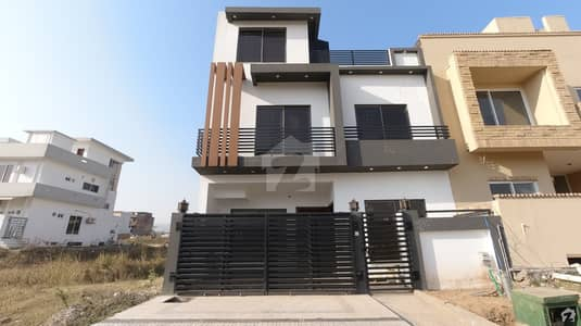 Brand New Double Storey House Is Available For Sale In Sector D-12/1 Islamabad