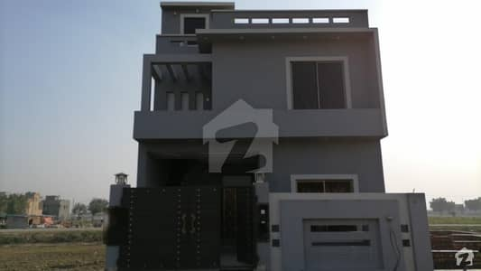 5 Marla Double Storey House For Sale In Khayaban E Amin Block L