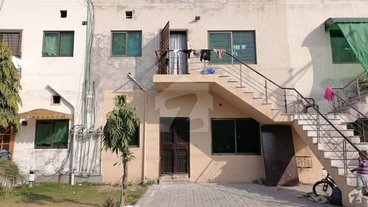 2 Bedrooms Flat For Sale In Khayaban E Amin Block E