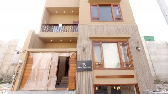Brand New Bungalow For Sale In Dha Phase 7 Extension
