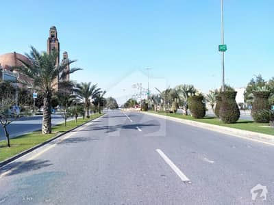 5 Marla Facing Canal Commercial Plot  20 At Builder Location Near Shahkam Chowk For Sale In Canal Vally Block