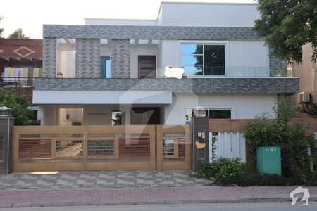 One Kanal Luxury Double Storey House For Sale In Babar Block