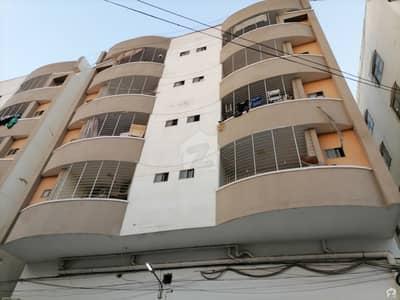 دی کمفرٹس فیڈرل بی ایریا ۔ بلاک 8 فیڈرل بی ایریا کراچی میں 2 کمروں کا 4 مرلہ فلیٹ 75 لاکھ میں برائے فروخت۔