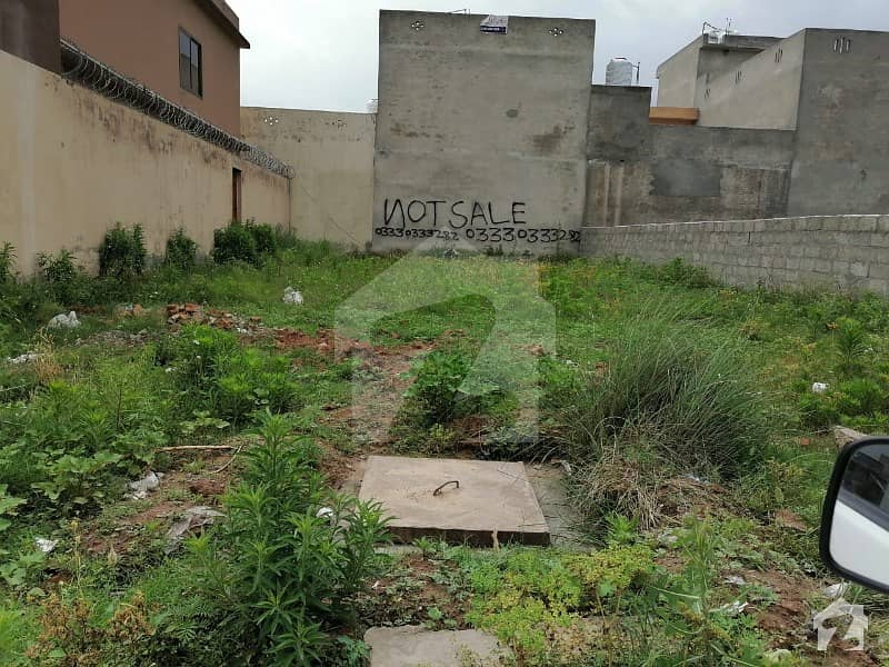 Ideal Residential Plot For Sale In Shaheen Town