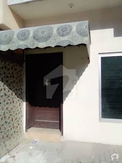 3 Marla House For Sale At Block D Sector D-17 Islamabad