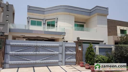 1 Kanal Furnished House For Sale In Sector C Bahria Town Lahore