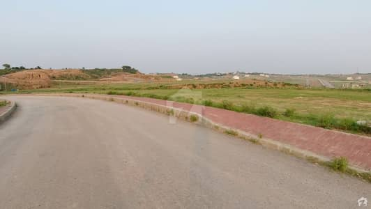 20 Marla Plot is available for sale In Bahria hamlet